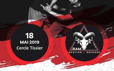 Stage de Protection Personnelle du 18/05/2019